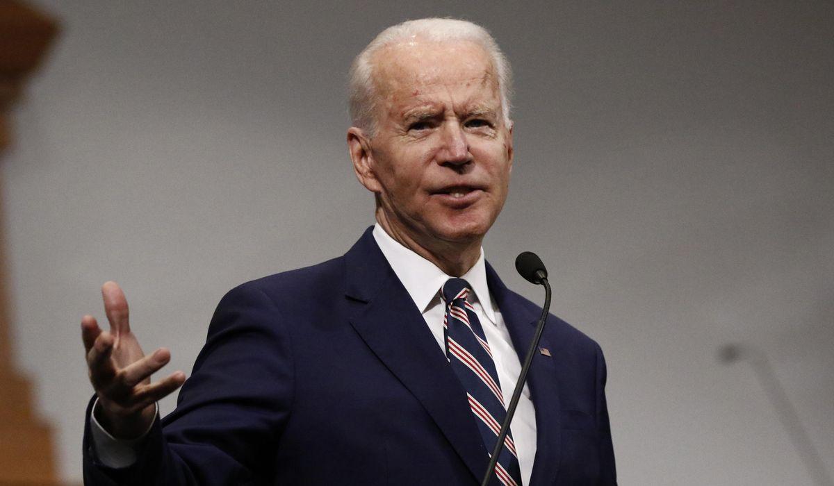 Female running mate for Joe Biden not the top preference for voters: Survey