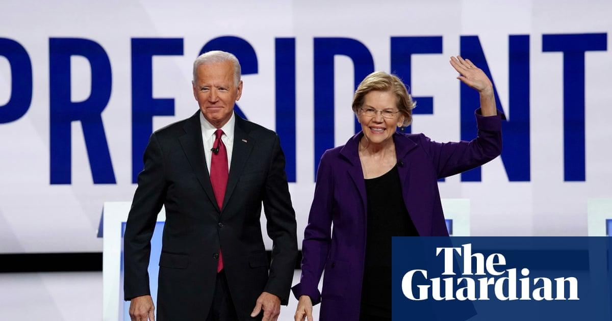 Elizabeth Warren states she would accept being Joe Biden's running mate
