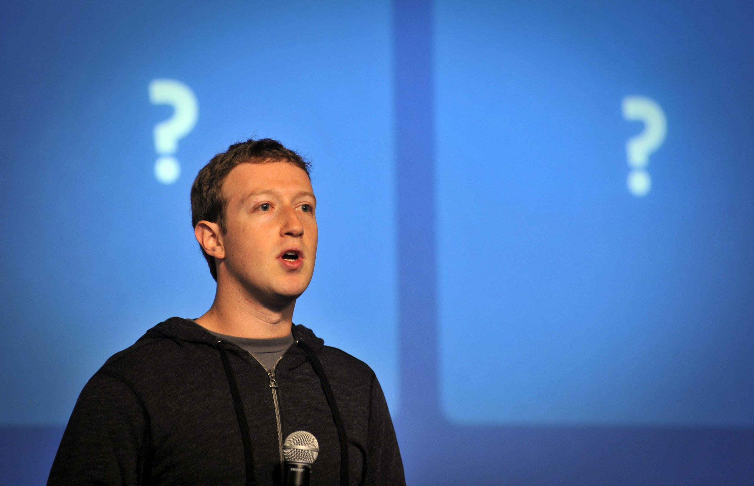 Facebook will start warning people who 'like' or react to fake coronavirus news