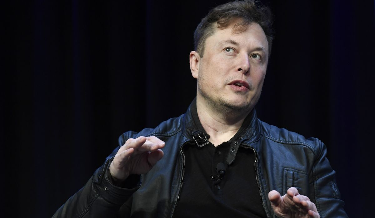 Elon Musk: 'What I discover most unexpected is that CNN still exists'