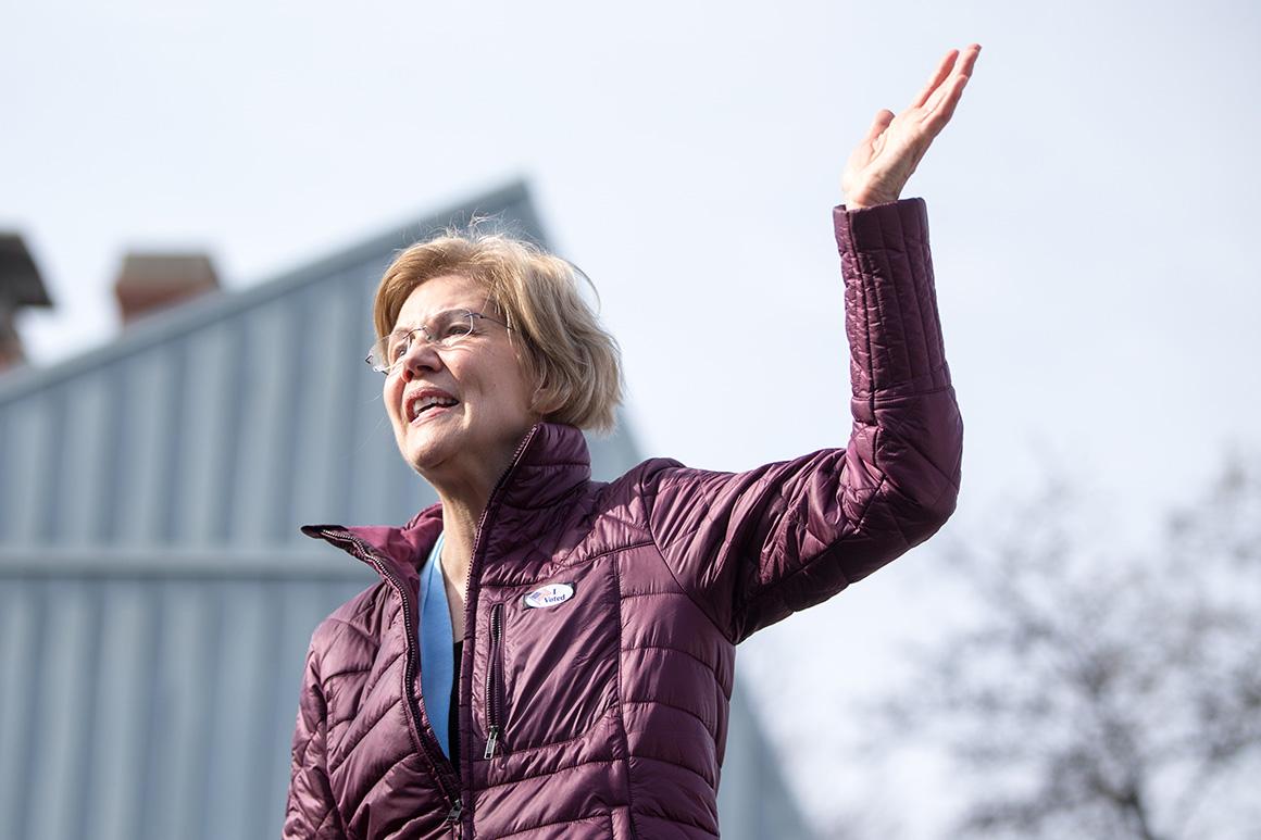 'Yes': Warren states she would accept Biden's VP nod