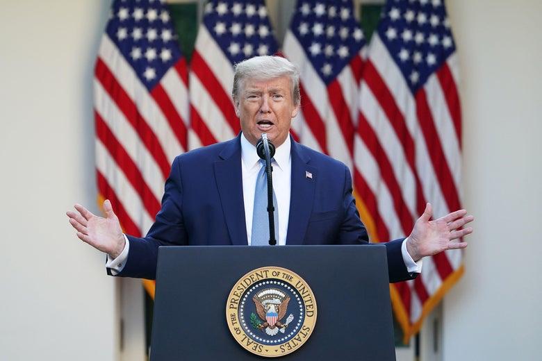 Trump's Next Propaganda War: Who Gets Counted in the Coronavirus Death Toll