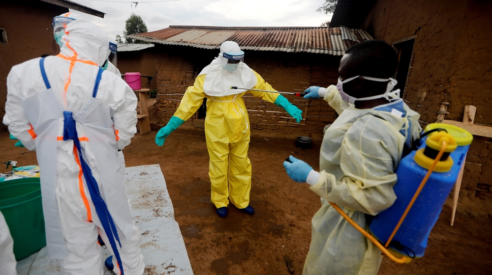 WHO says DRC's Ebola outbreak is still an international emergency