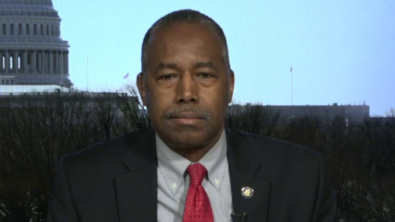 Secretary Carson on possible mortgage relief in next phase of coronavirus stimulus