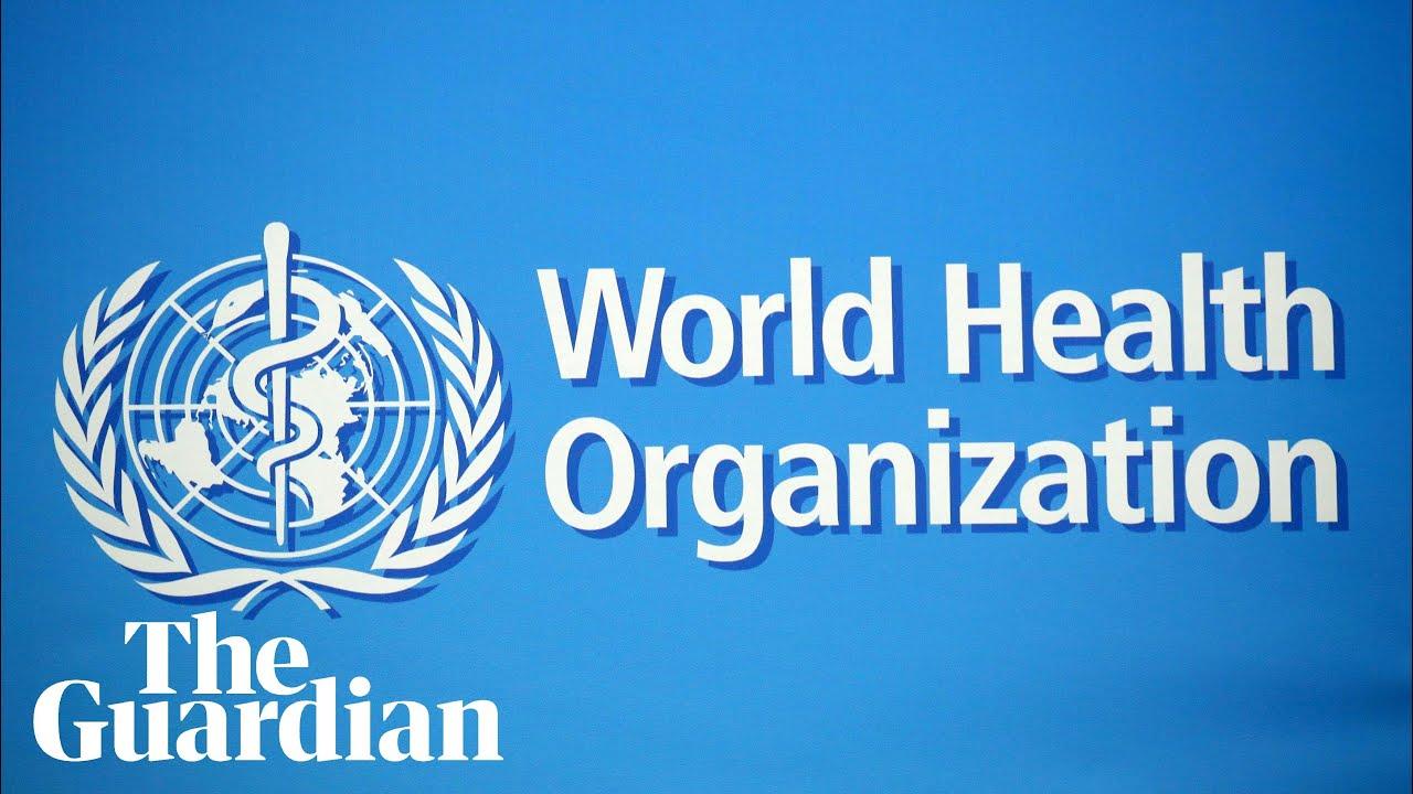 Coronavirus: WHO hold outbreak briefing on latest world developments – watch live