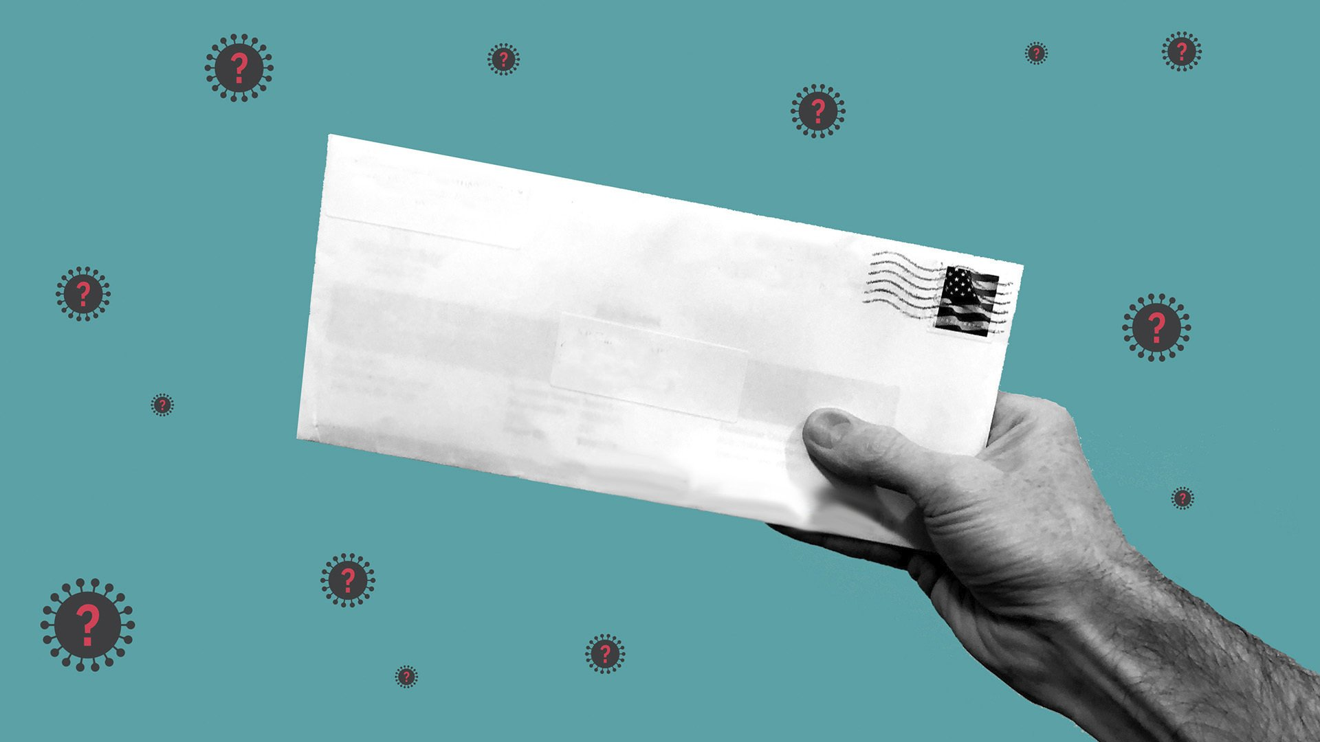 Is it safe to open mail and packages during the pandemic?