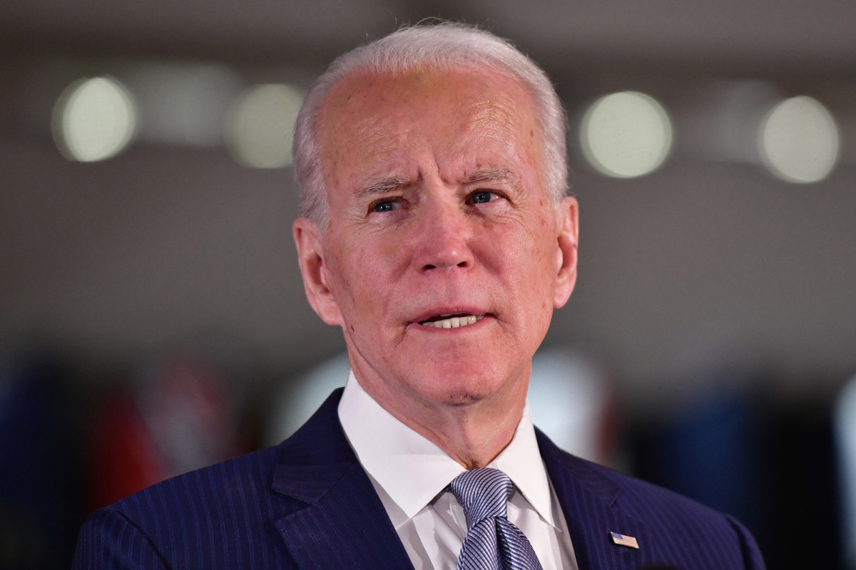 Joe Biden says he 'probably' can't reach Trump's base in 2020 election