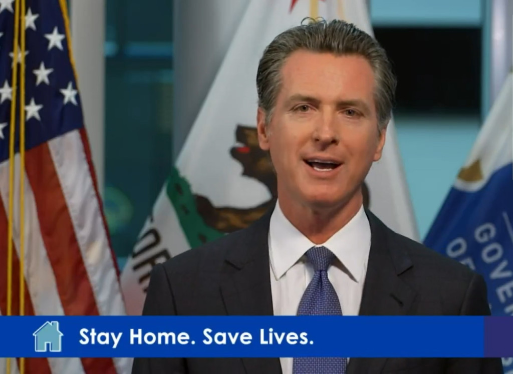 """Coronavirus: Gov. Newsom says things will be normal when we have """"herd immunity."""" Here's why that's scary."""