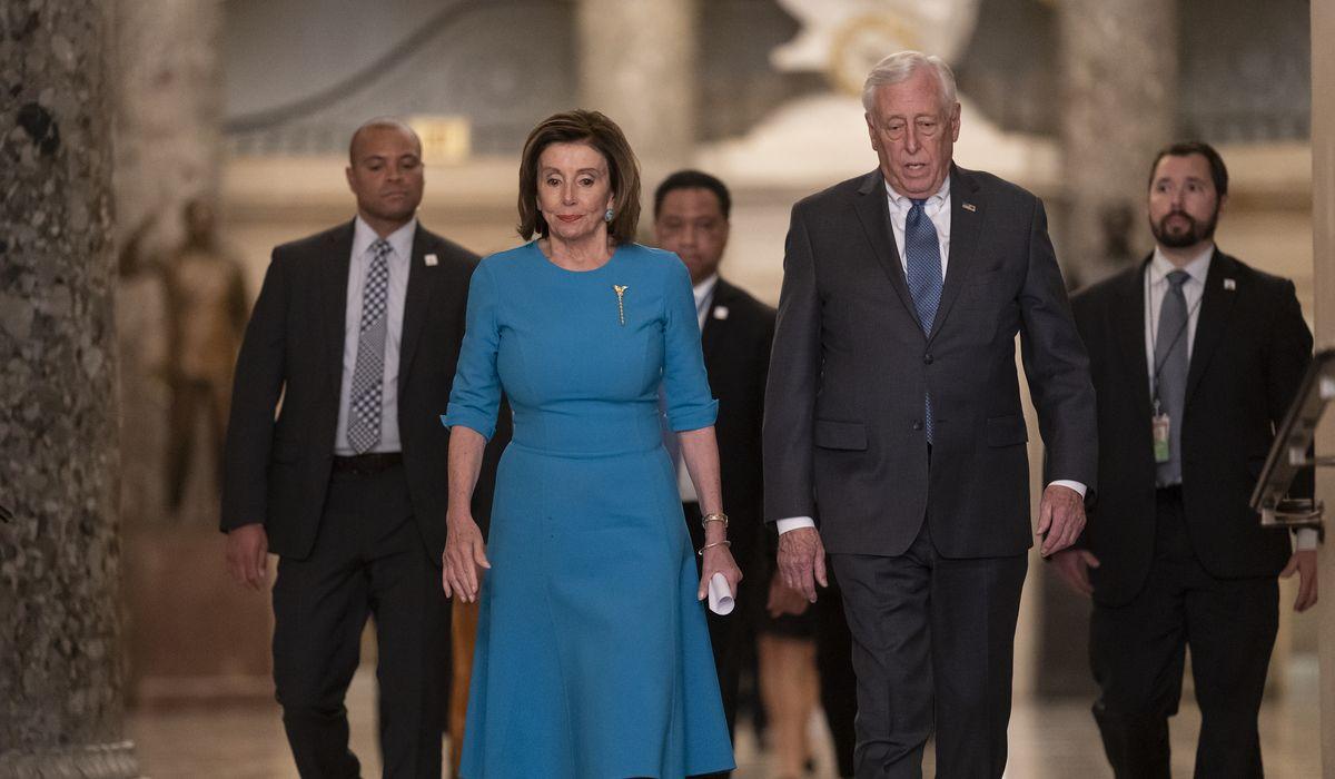 "Nancy Pelosi delays ""Violence Against Women Act"" reauthorization over 'boyfriend' language"