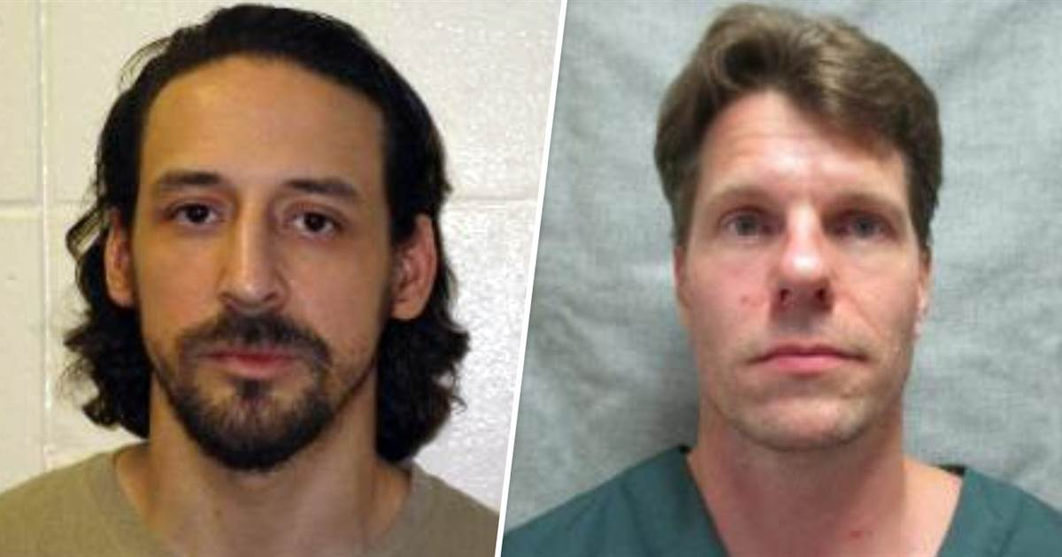 Two felons break out of Wisconsin prison, residents told 'lock your doors'
