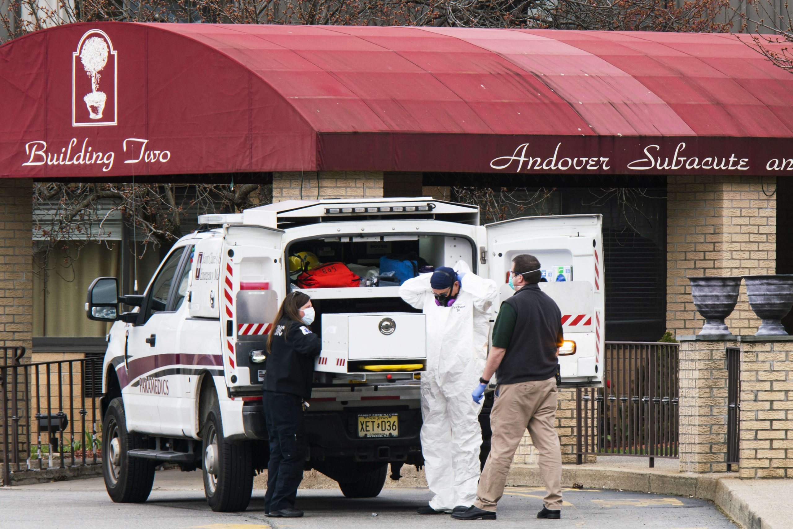 New Jersey AG opens probe of nursing home deaths after finding 17 bodies in facility hit by coronavirus
