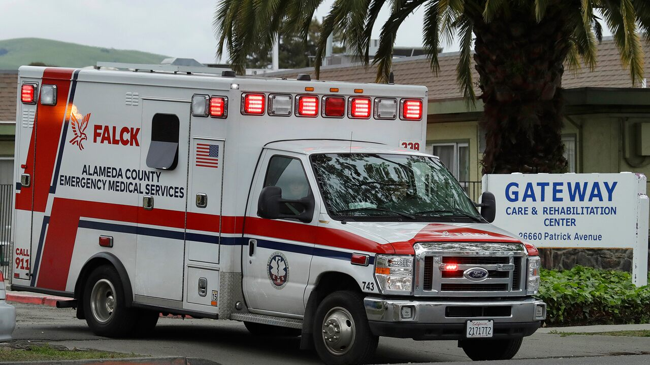 California nursing home under investigation after 13 coronavirus deaths, 67 infected