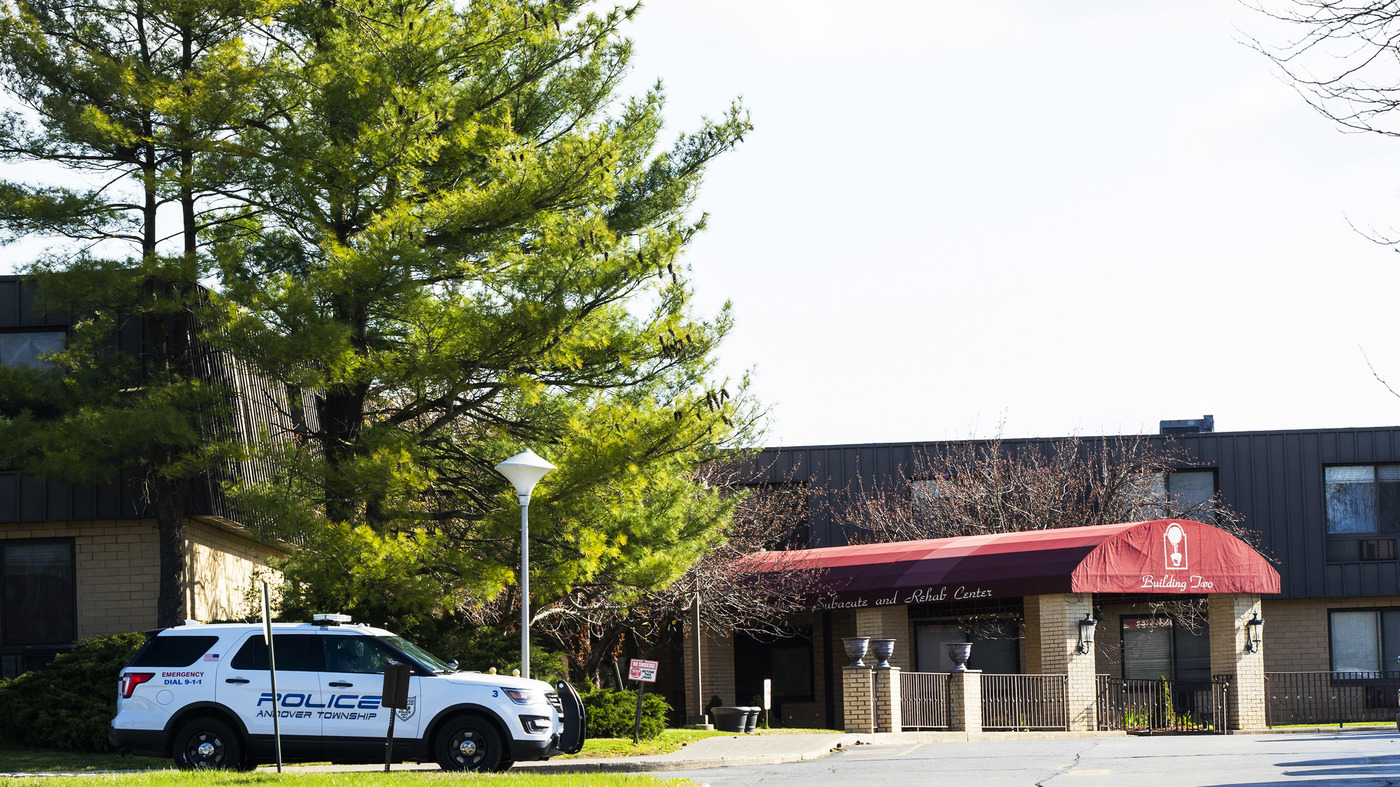 More Than 100 Residents Have COVID-19 At N.J. Nursing Home Where 17 Bodies Were Found