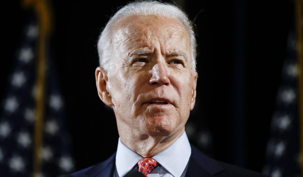 Joe Biden options for running mate sparks debate online