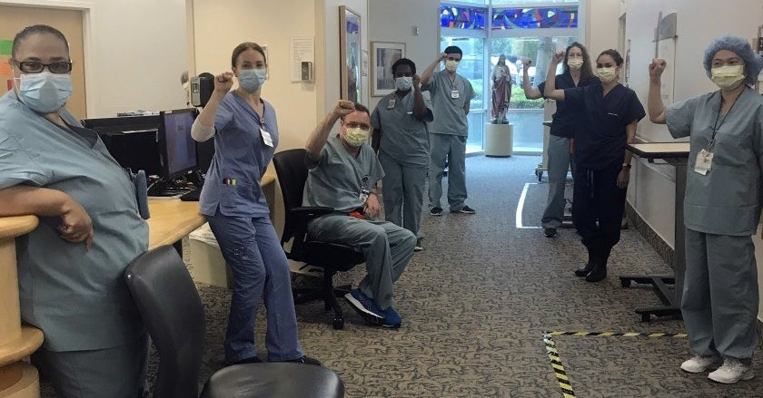 These Nurses Were Suspended For Refusing To Work With Coronavirus Patients Without N95 Masks