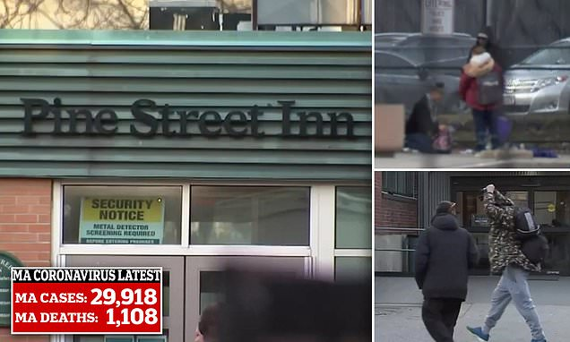 One hundred and forty six homeless with NO symptoms test positive for COVID-19 at Boston shelter