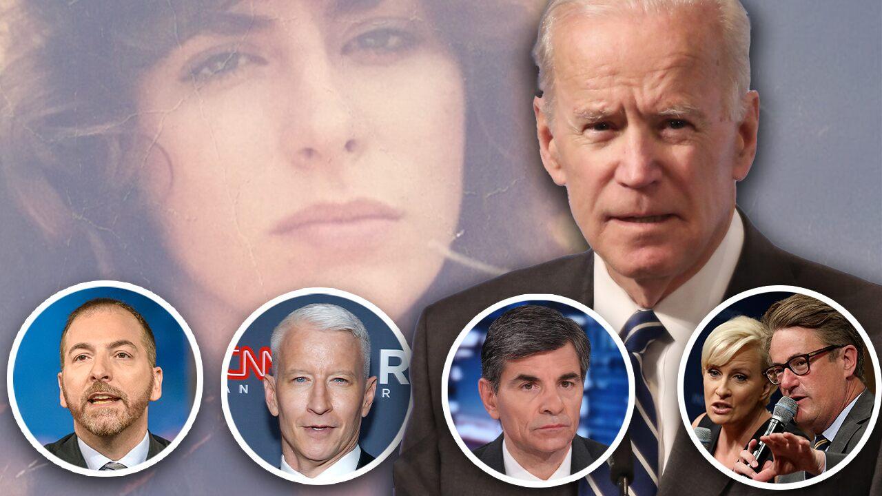 Biden skates through TV interviews as anchors avoid questions about Tara Reade's assault claim