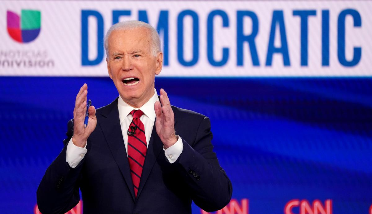 New attack ads preview Biden-Trump war on China
