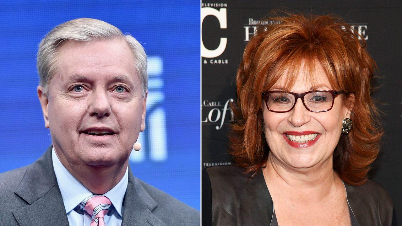 Lindsey Graham meets Joy Behar's challenge to name three things Trump 'did right' on coronavirus