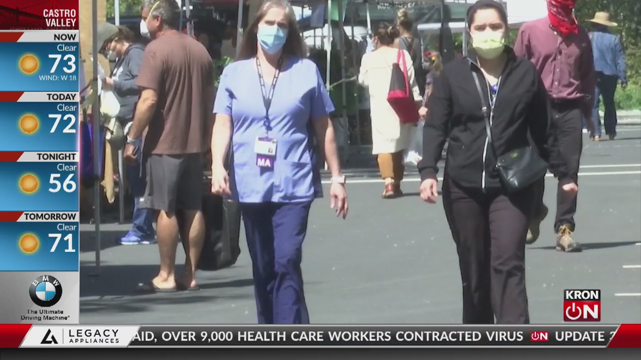 Sonoma becomes 1st Bay Area county to mandate the use of face masks in public
