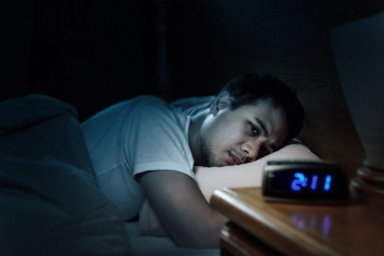 Coronavirus Anxiety Insomnia Is Real