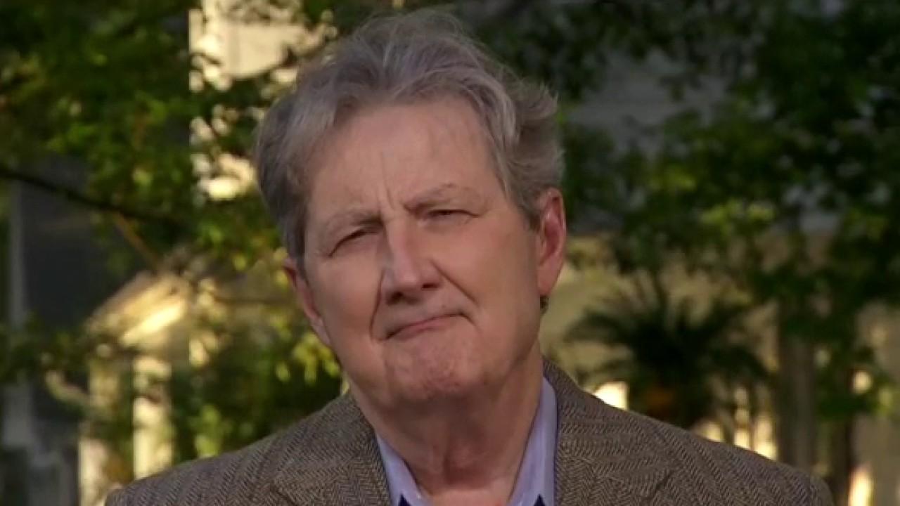 Sen. John Kennedy on origins of COVID-19 pandemic: China has some explaining to do