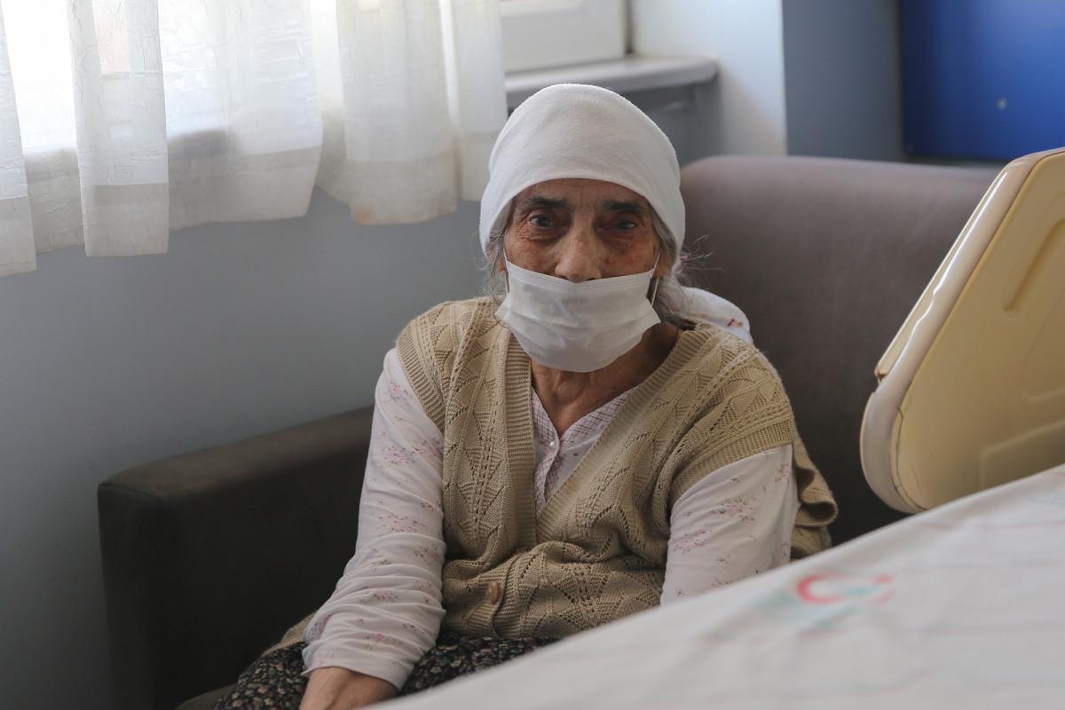 107-year-old Turkish woman among oldest patients to beat coronavirus