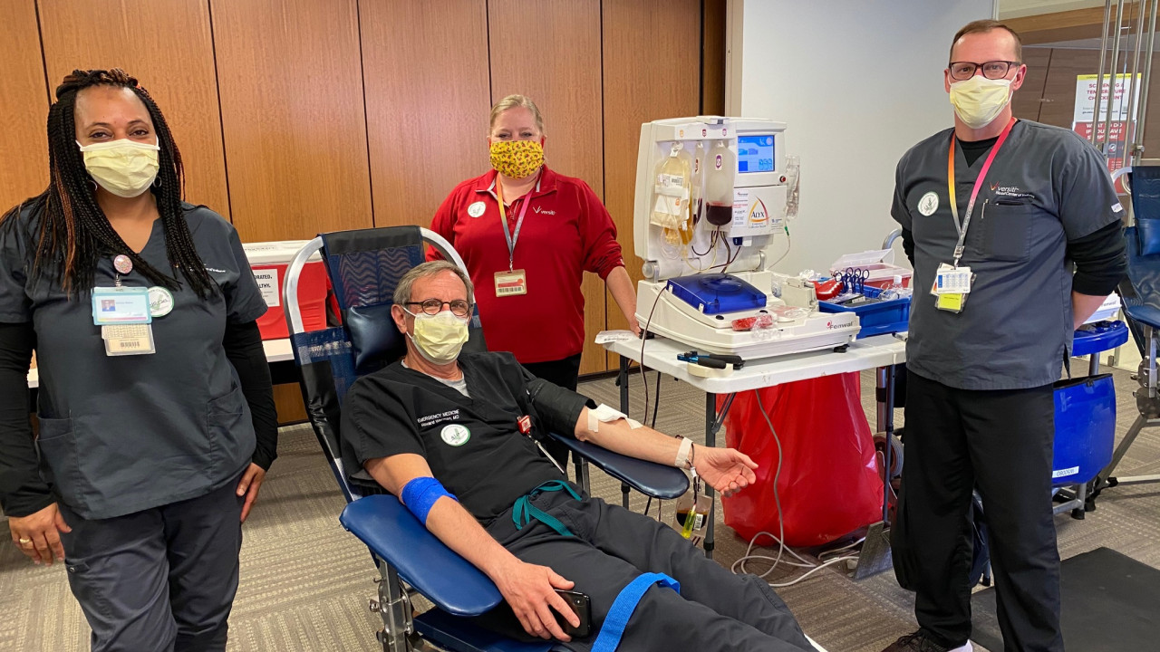 Ohio State takes part in new research, treatment using plasma from recovered COVID-19 patients