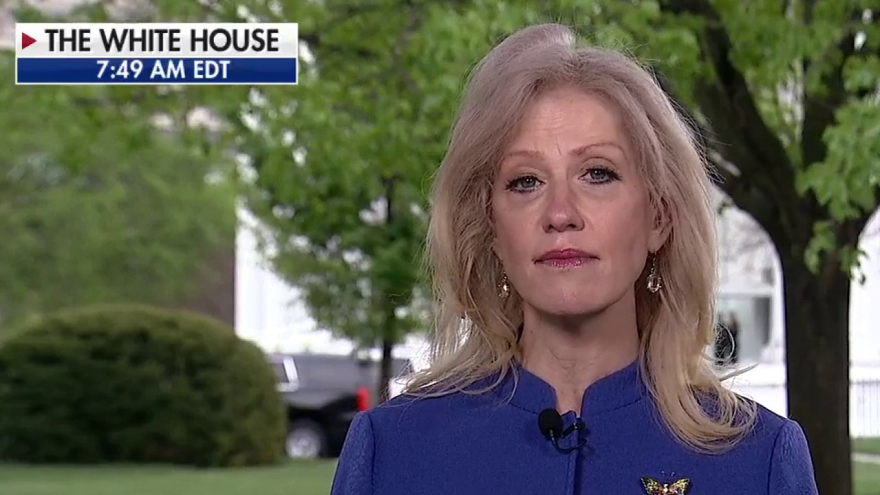 Kellyanne Conway: This will be the great American comeback