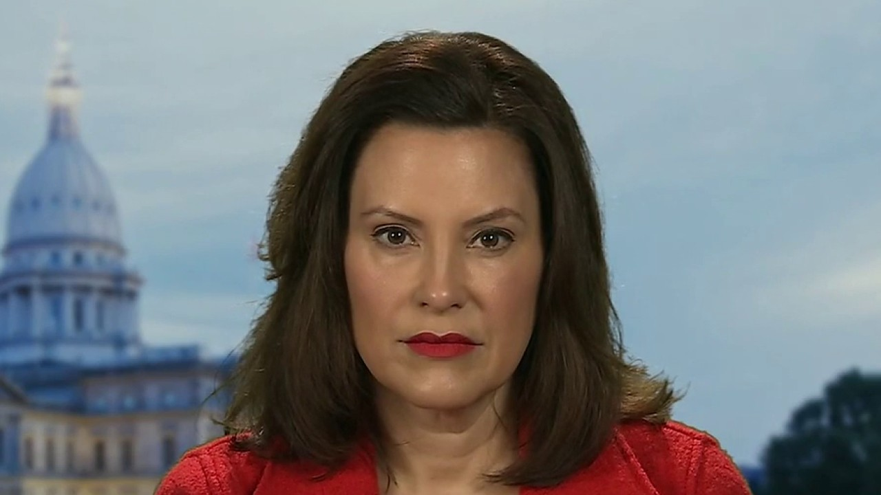 Gretchen Whitmer clarifies stay-at-home order after Meghan McCain slam