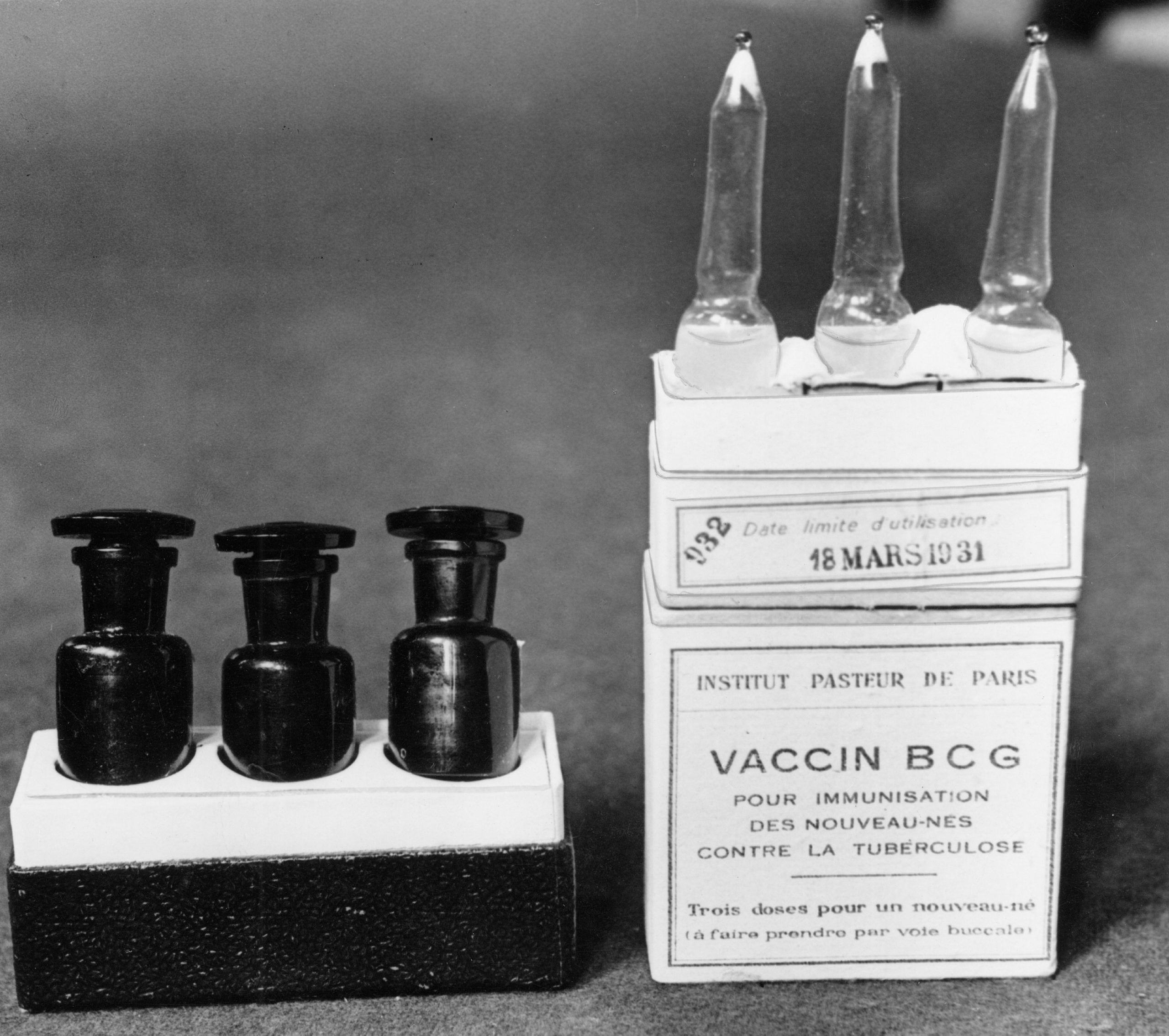 Could old vaccines for other germs protect against COVID-19?