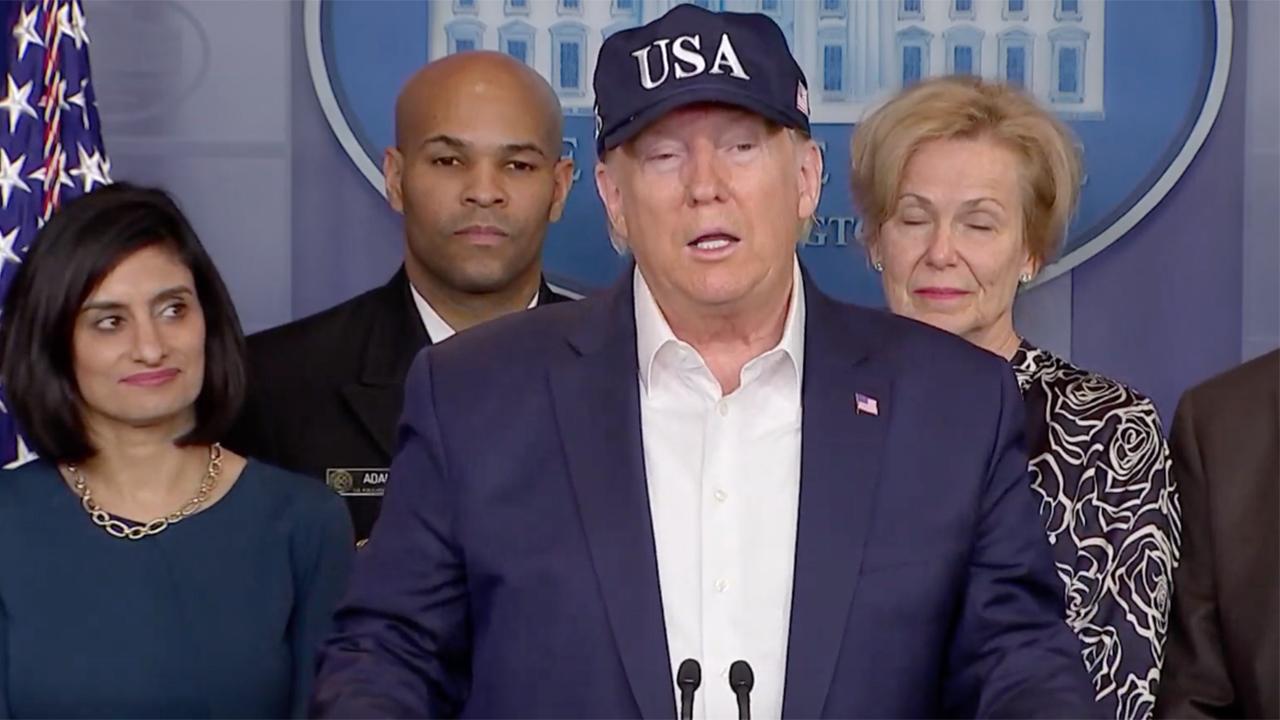 Trump's name to appear on coronavirus stimulus checks sent to Americans