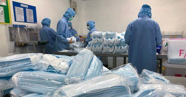 Coronavirus: Why the US national stockpile of masks and supplies failed