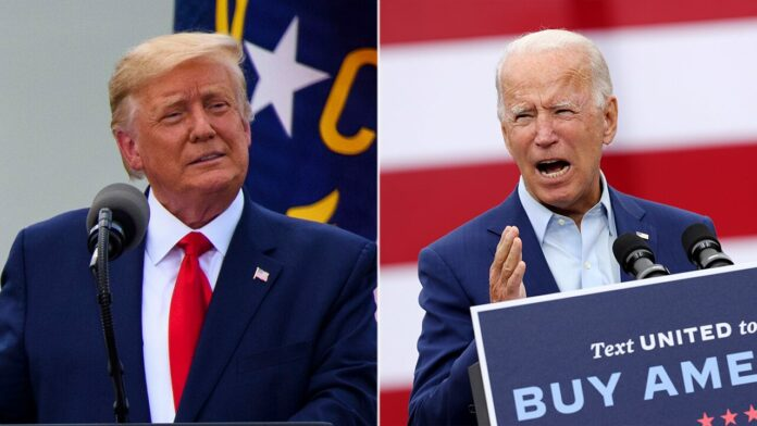 Biden hits back at Trump's call for pre-debate drug tests: 'The comments are just foolish'