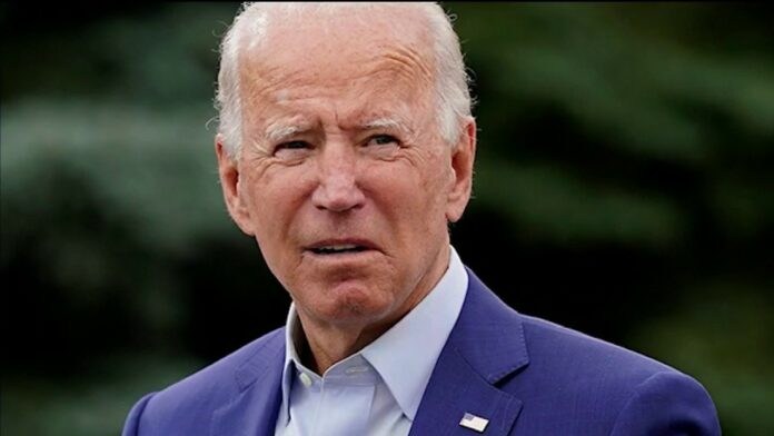 Biden says Senate should not act on Amy Coney Barrett Supreme Court nomination until after election