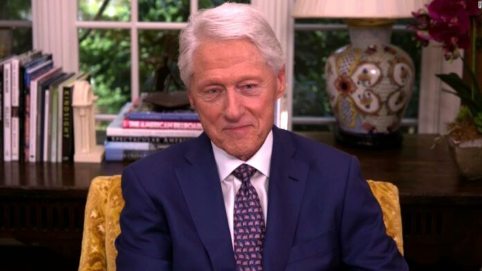 Bill Clinton: 'Superficially hypocritical' for Trump and Republicans to push to fill Supreme Court vacancy