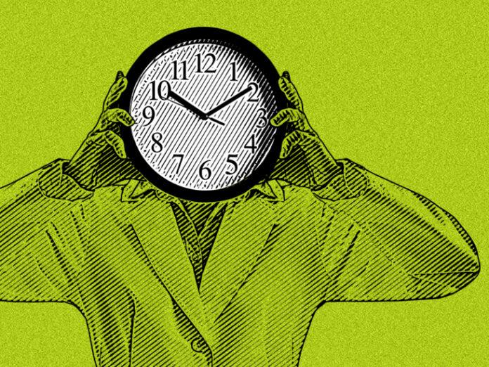 'Body clock' rhythms, not sleep, control brain waste disposal
