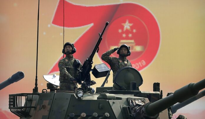 China military might spur talks of 'Asian NATO'
