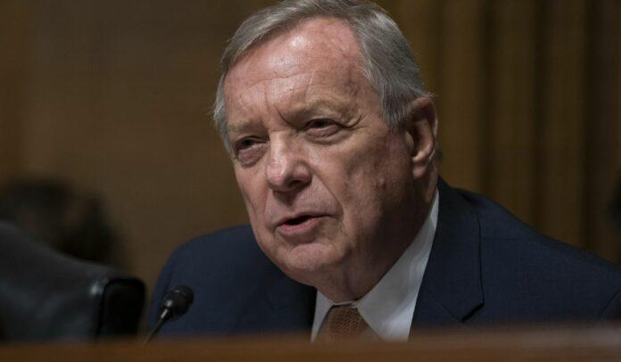 Dick Durbin, Dem senator: Hillary Clinton 'flat-out wrong' for saying Joe Biden shouldn't concede