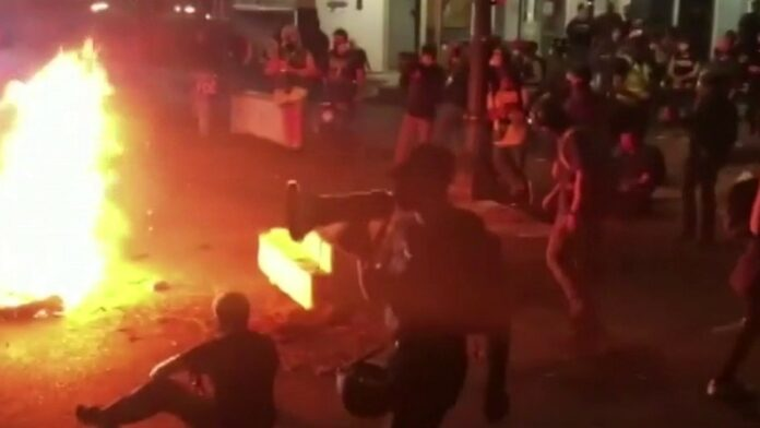 DOJ identifies NYC, other cities as jurisdictions permitting 'anarchy, violence and destruction'