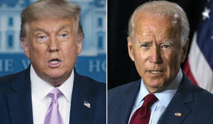 Donald Trump trails Joe Biden by 3 points in Iowa, tied in Georgia, up 3 in Texas: Poll