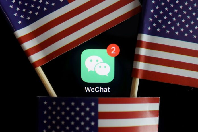 Federal court issues preliminary injunction halting Trump administration's ban of Chinese app WeChat