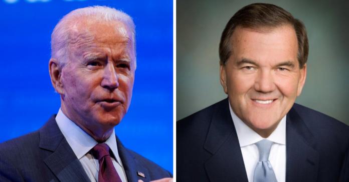 Former GOP Gov. Tom Ridge endorses Biden