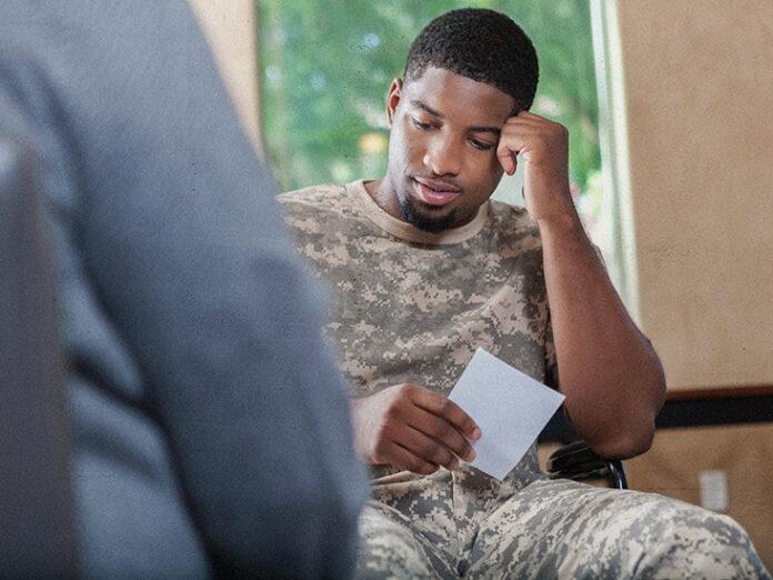How Black veterans experience racial bias in mental healthcare