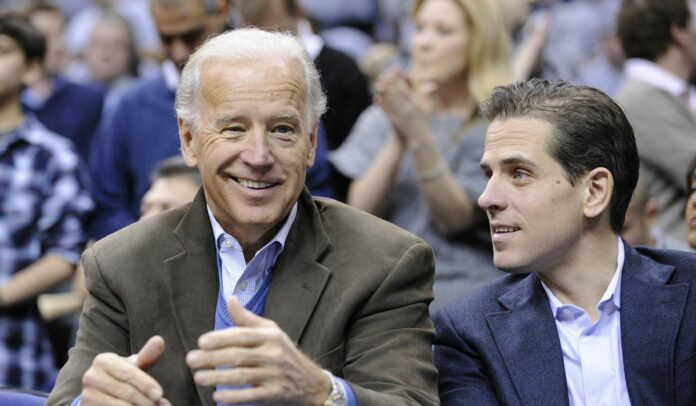 Hunter Biden's network of wealthy, corrupt foreigners stretched from Moscow to Beijing