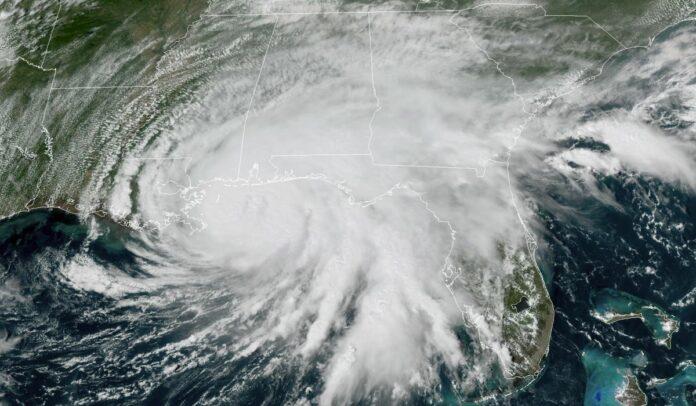 Hurricane Sally finally comes ashore near Gulf Shores, Ala.