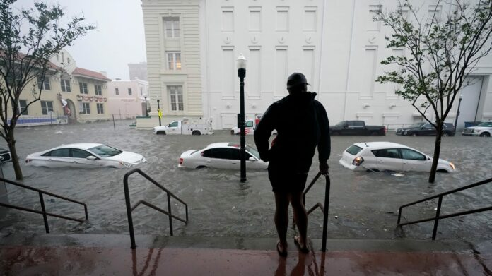 Hurricane Sally makes landfall: Pensacola gets 30 inches of rain; 'catastrophic flooding is unfolding' in Alabama, Florida