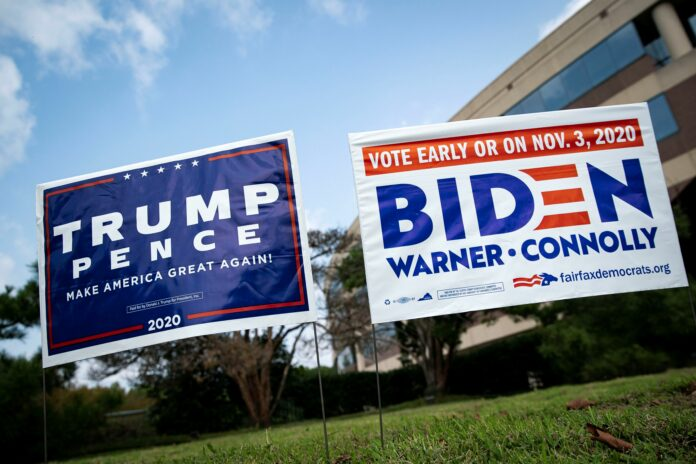 If the presidential debate has a clear winner, it could show up in a big market move