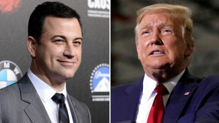 Jimmy Kimmel trolls Trump at 2020 Emmys as Schitt's Creek wins big