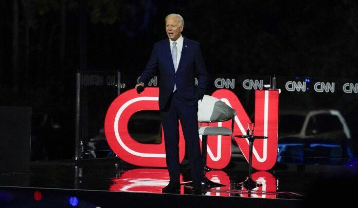 Joe Biden: I will accept the election results